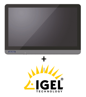 Klinik IT vereinfachen - Bundle Panel-PC IGEL Client